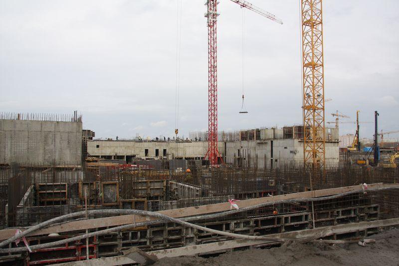 Отчеты строительства
